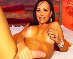 POV mit sexy Carla
